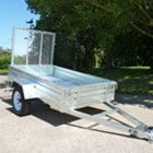 small road trailer apache